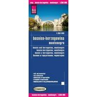Reise Know How Wegenkaart Bosnie En Herzegovina