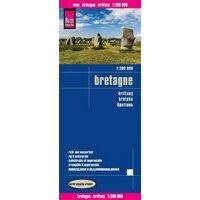 Reise Know How Wegenkaart Bretagne