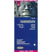 Reise Know How Wegenkaart Cambodja 1:500.000