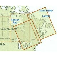 Reise Know How Wegenkaart Canada Oost