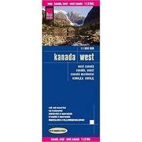 Reise Know How Wegenkaart Canada West