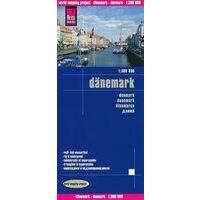 Reise Know How Wegenkaart Denemarken