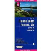 Reise Know How Wegenkaart Finland Zuid 1:500.000