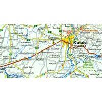 Reise Know How Wegenkaart Georgië