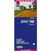 Reise Know How Wegenkaart Ghana En Togo
