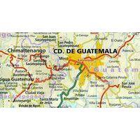 Reise Know How Wegenkaart Guatemala En Belize