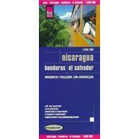 Reise Know How Wegenkaart Honduras Nicaragua