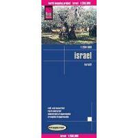 Reise Know How Wegenkaart Israël - Palestina