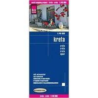 Reise Know How Wegenkaart Kreta