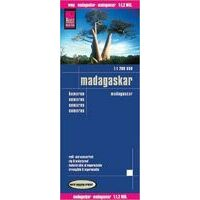 Reise Know How Wegenkaart Madagaskar