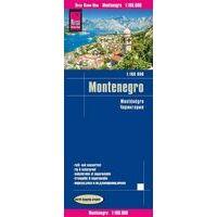 Reise Know How Wegenkaart Montenegro