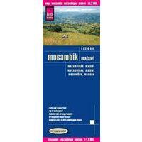 Reise Know How Wegenkaart Mozambique En Malawi