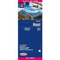 Reise Know How Wegenkaart Nepal