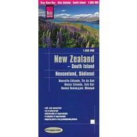 Reise Know How Wegenkaart New Zealand South Island