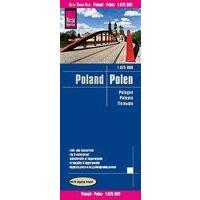 Reise Know How Wegenkaart Polen