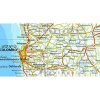Reise Know How Wegenkaart Sri Lanka
