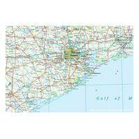 Reise Know How Wegenkaart USA 8 Zuid
