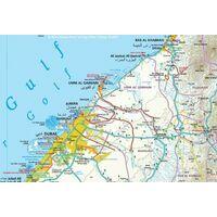 Reise Know How Wegenkaart VAE, Dubai & Abu Dhab
