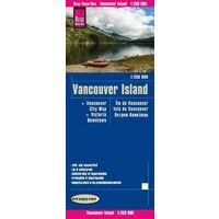 Reise Know How Wegenkaart Vancouver Island