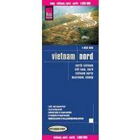 Reise Know How Wegenkaart Vietnam Noord