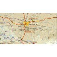 Reise Know How Wegenkaart Zambia
