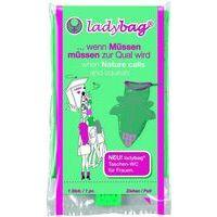 Relags Noodtoilet Ladybag WC Voor Vrouwen 2 Stuks