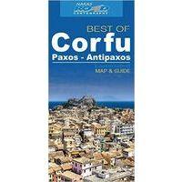 Road Editions Best Of Korfoe Kaart 1:100.000