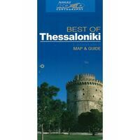 Road Editions Stadsplattegrond Thessaloniki Best Of Map & Guide