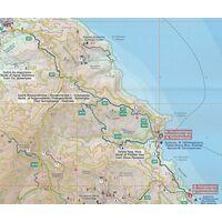 Road Editions Topografische Wandelkaart Mount Athos 1:30.000