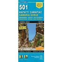 Road Editions Wandelkaart 501 Samaria Kloof