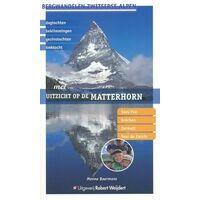 Robert Weijdert Wandelgids Met Uitzicht Op De Matterhorn