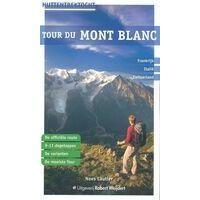 Robert Weijdert Wandelgids Tour Du Mont Blanc