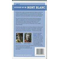 Robert Weijdert Met Uitzicht Op De Mont Blanc
