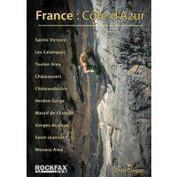 Rockfax Cote D'Azur Klimgids