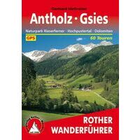 Rother Wandelgids Antholz Gsies
