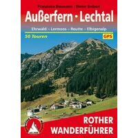 Rother Wandelgids Ausserfern - Lechtal