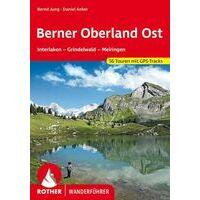 Rother Wandelgids Berner Oberland Ost