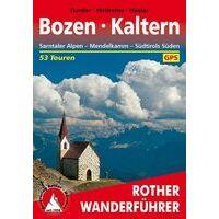 Rother Wandelgids Bozen Kaltern