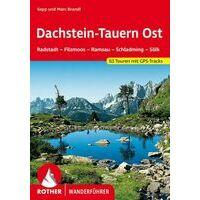 Rother Wandelgids Dachstein-Tauern Ost