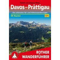 Rother Wandelgids Davos-Prättigau