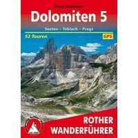 Rother Wandelgids Dolomiten 5
