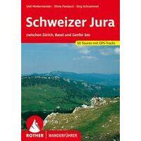 Rother Wandelgids Schweizer Jura - Zwitserse Jura