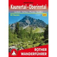 Rother Wandelgids Kaunertal-Oberinntal