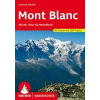 Rother Wandelgids Mont Blanc