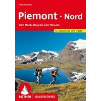 Rother Wandelgids Piemont Nord - Noordelijk Piemonte