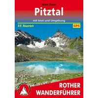 Rother Wandelgids Pitztal Mit Imst