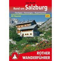 Rother Wandelgids Rund Um Salzburg