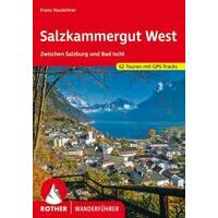 Rother Wandelgids Salzkammergut West