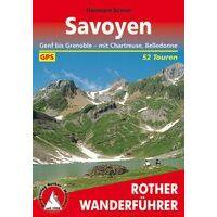 Rother Wandelgids Savoyen - Savoie