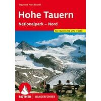 Rother Wandelgids Hohe Tauern Nationalpark Nord